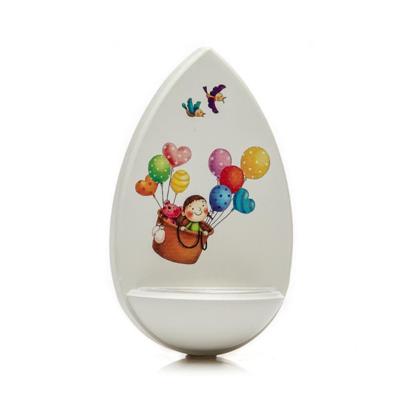 """Weihkessel für Kinder """"Heißluftballon"""""""