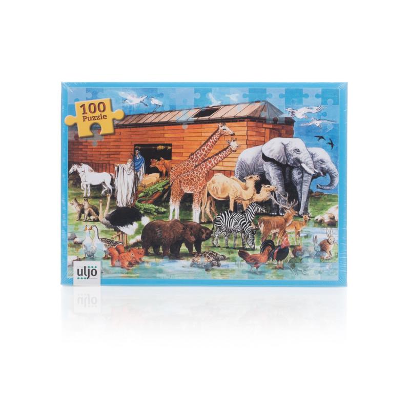 """Puzzle """"Arche Noah"""" - 100 Teile"""