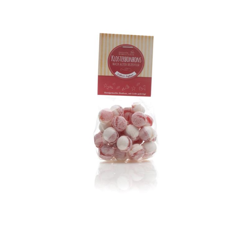 Kloster-Bonbons Erdbeer-Joghurt 100g