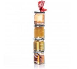 Neber Honig Quattro Spezial bio 4x50g