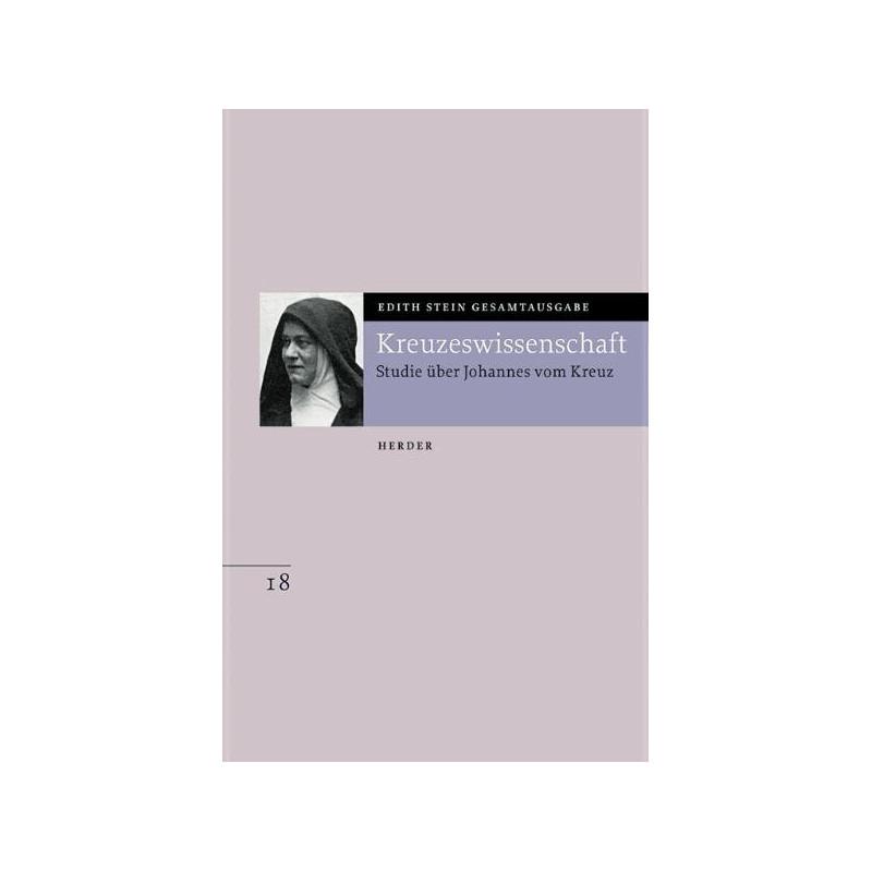 Edith Stein Gesamtausgabe Nr.18