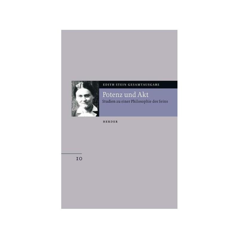Edith Stein Gesamtausgabe Nr.10