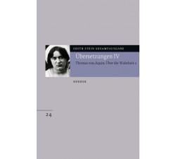 Edith Stein Gesamtausgabe Nr.24