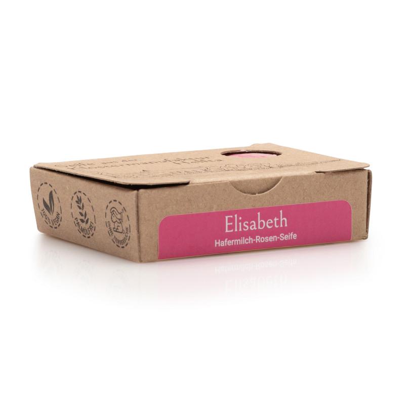 """Seife Hafermilch-Rose """"Elisabeth"""""""