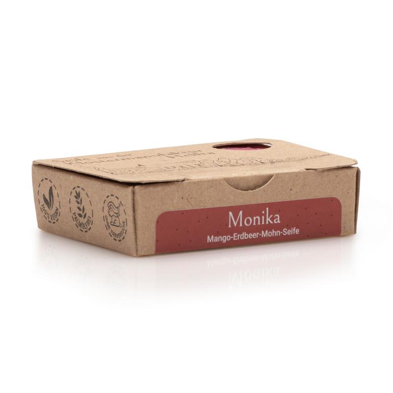 "Duschseife mit Peelingeffekt ""Monika"""